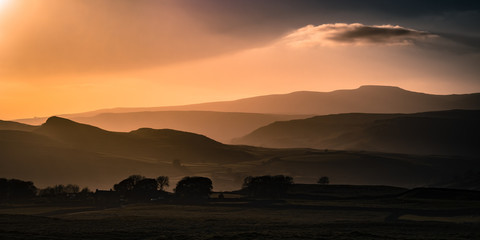 Ingleborough, North Yorkshire