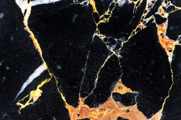 abstract golden black texture marble pattern
