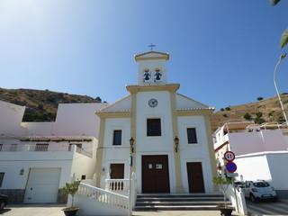 La Mamola,localidad  de Polopos en la provincia de Granada, Andalucía (España). Está situada en la parte oriental de la comarca de la Costa Granadina