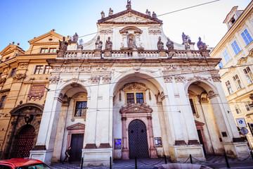 Clementinum in Prag, Tschechische Republik