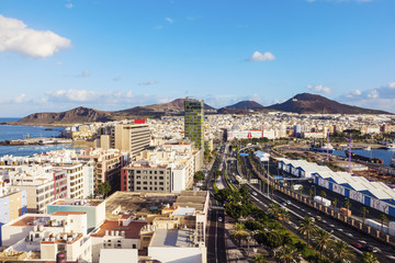 Spain, Canary Islands, Gran Canaria, Las Palmas