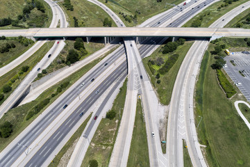 Highways and Ramps Aerial