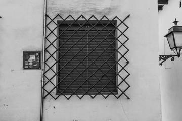 Window in Granada