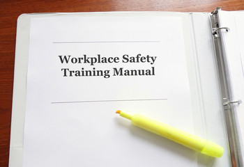 Workplace Safety Training Manual