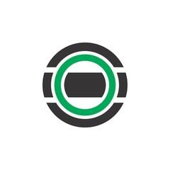 OE letter logo