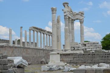 Bergama Akropol