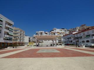 La Herradura,  localidad de costa en Almuñécar, en la provincia de Granada, comunidad autónoma de Andalucía (España)