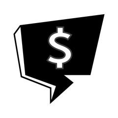 dollar sign money icon