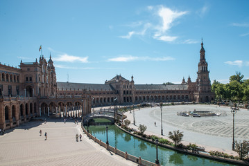 Plaza de España Seville