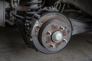 diskbraking system,Car brake repairs,old diskbrak