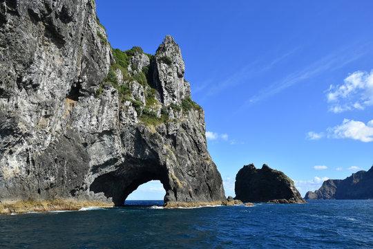 Views of Bay of Islands, New Zealand