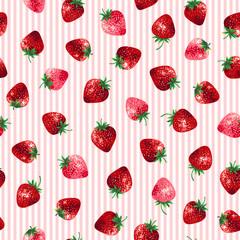 イチゴのパターン,