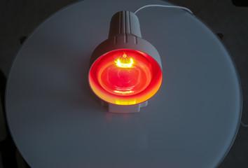 Infrarotlichtlampe