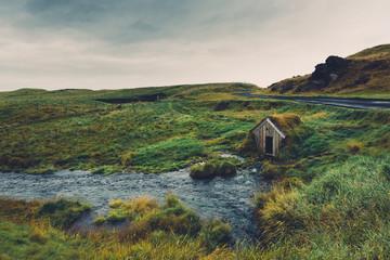 Icelandic Rural Scene