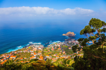 Exotic island in the Atlantic Ocean - Madeira
