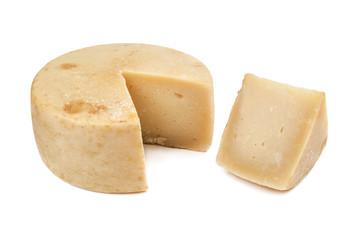 delicious pecorino cheese