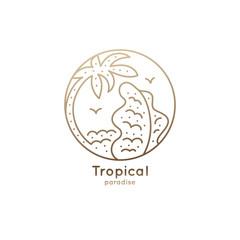 Logo tropics