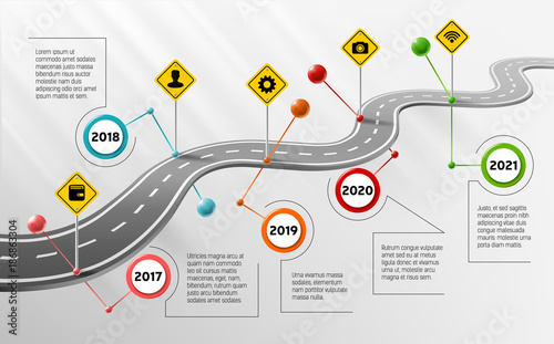 Vector Company Corporate Milestone History Timeline Business
