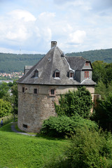 Schloss in Marburg