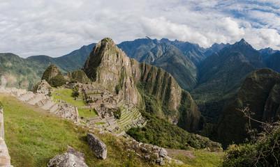 Machu Picchu, Cusco, Peru, South America