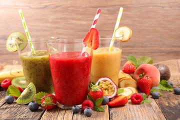 assorted fruit juice