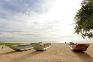 Sri Lanka - Ahungalla - Where the sunset is calm and peaceful