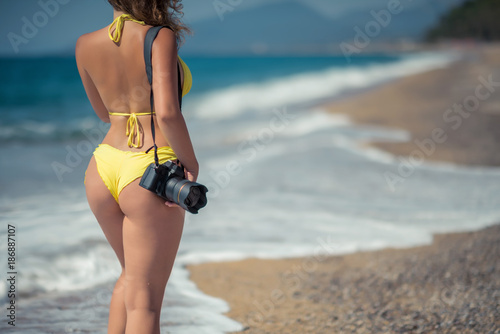 Naked women on the beach mobile photos galleries