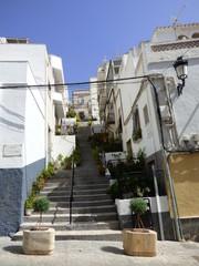 Macael, pueblo español de la provincia de Almería, Andalucía (España) referente del marmol