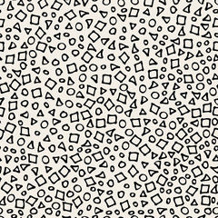 hand drawn pattern seamless