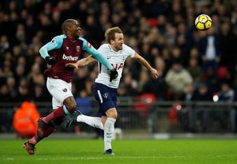 Premier League - Tottenham Hotspur vs West Ham United