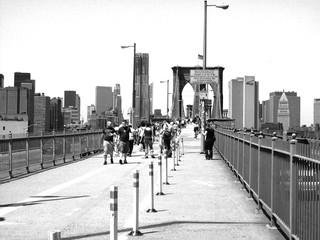 Brooklyn Bridge - Traffic