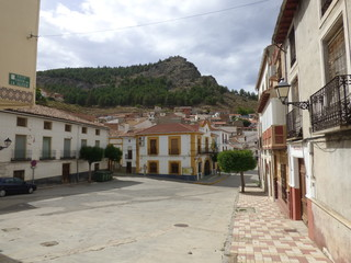 Santiago de la Espada, localidad perteneciente al municipio de Santiago-Pontones, Jaén (Andalucia,España)