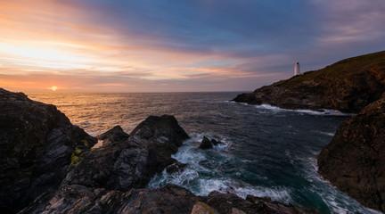 Trevose Head Lighthouse, Cornwall