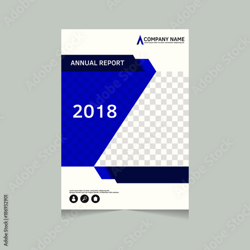annual report, flyer, presentation, brochure. front page, book, Presentation templates