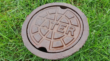 Water utility valve