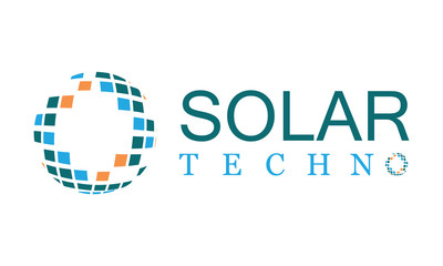Solar technology logo
