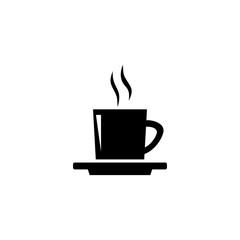 coffee cup, tea. vector