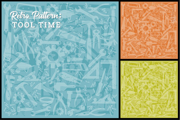 Work Tool Background in 3 colors