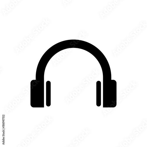 headphone vector icon stock image and royalty free vector files on rh fotolia com headphone vector image headphone vector free download