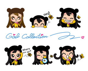 Girl Collection Set