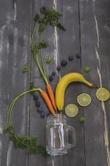 Smoothie, Obst, Gemüse