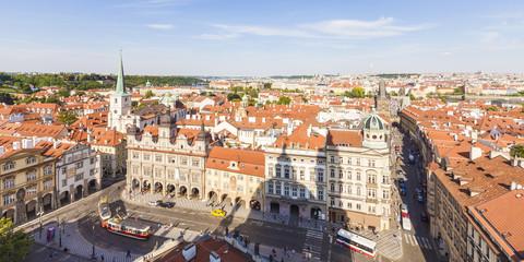 Czech Republic, Prague, Mala Strana, cityscape