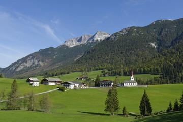Austria, Tyrol, Steinberg am Rofan