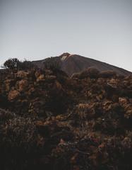Teide Vulcano