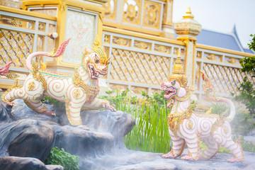 Art in Thailand Gods in mythology