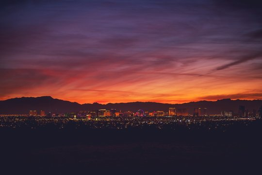 Sin City Las Vegas Nevada