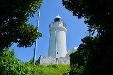 日本 関東 千葉県 房総半島 野島埼灯台 Japan Kanto Chiba Boso Peninsula Nojimazaki Lighthouse