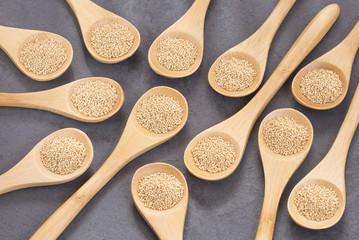 Raw Organic Amaranth Grain - Amaranthus