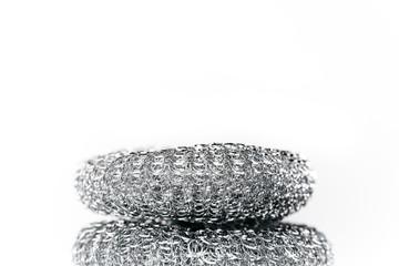 Steel sponge