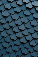 Navy tile background
